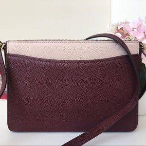Kate Spade Convertible Crossbody & Clutch
